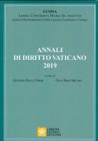 Annali di diritto vaticano 2019