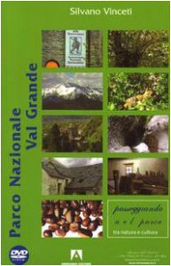 Copertina di 'Parco Nazionale di Val Grande. Con DVD'