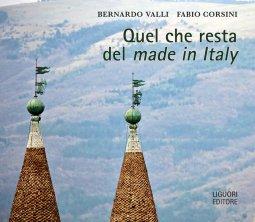 Copertina di 'Quel che resta del Made in Italy'