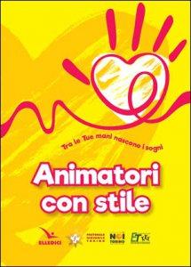 Copertina di 'Animatori con stile'