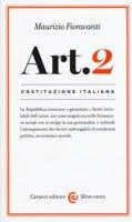 Costituzione italiana: Articolo 2 - Fioravanti Maurizio