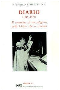 Copertina di 'Diario. Il cammino di un religioso nella Chiesa che si rinnova'