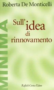 Copertina di 'Sull'idea di rinnovamento'