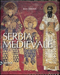 Copertina di 'Serbia medievale'