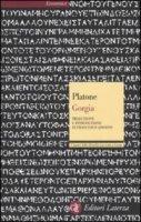 Gorgia. Testo greco a fronte - Platone