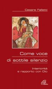 Copertina di 'Come voce di sottile silenzio'