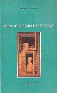 Copertina di 'Monachesimo e cultura'