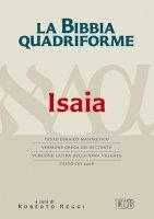 Bibbia quadriforme. Isaia