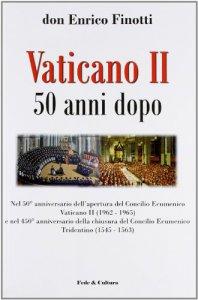 Copertina di 'Vaticano II 50 anni dopo'