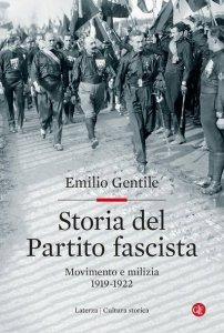 Copertina di 'Storia del Partito fascista'