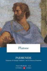 Copertina di 'Parmenide'