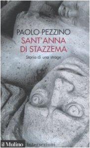 Copertina di 'Sant'Anna di Stazzema. Storia di una strage'