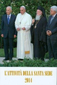 Copertina di 'L'attività della Santa Sede 2014'