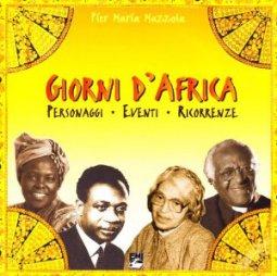Copertina di 'Giorni d'Africa. Personaggi, eventi, ricorrenze'