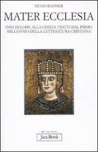 Copertina di 'Mater ecclesia'