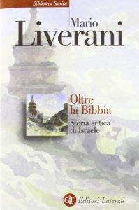 Copertina di 'Oltre la Bibbia'