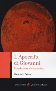 Copertina di 'L' Apocrifo di Giovanni. Introduzione storico-critica'