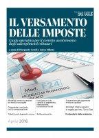 Il versamento delle imposte - Pierpaolo Ceroli,  Luisa Miletta