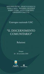 Copertina di 'Il discernimento comunitario'