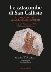 Copertina di 'Le catacombe di San Callisto'