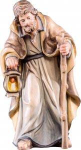 Copertina di 'Giuseppe R.K. - Demetz - Deur - Statua in legno dipinta a mano. Altezza pari a 15 cm.'