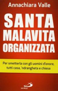 Copertina di 'Santa malavita organizzata'