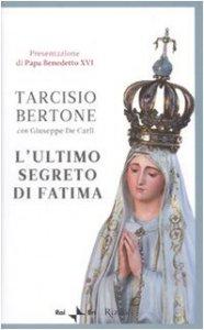 Copertina di 'L'ultimo segreto di Fatima'