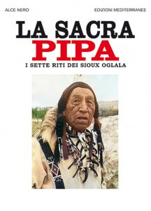 Copertina di 'La sacra pipa. I sette riti dei Sioux Oglala'