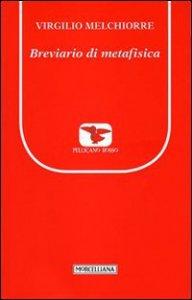 Copertina di 'Breviario di metafisica'