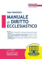 Manuale di diritto ecclesiastico - Fabio Franceschi, Melinda Nardelli