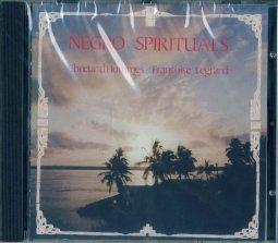 Copertina di 'Negro spirituals'