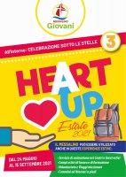 Messalino Giovani Heart Up 3 - Estate (24 maggio-15 settembre 2021)