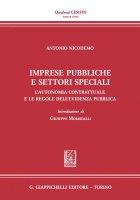 Imprese pubbliche e settori speciali - Antonio Nicodemo