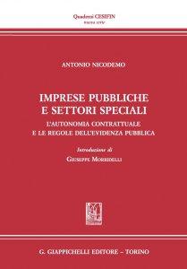 Copertina di 'Imprese pubbliche e settori speciali'