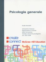 Psicologia generale + connect (bundle). Con Contenuto digitale per download e accesso on line - Amoretti Guido