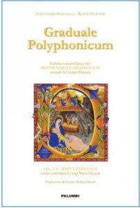 Copertina di 'Graduale Polyphonicum, vol. 2 - Tempus Nativitatis'