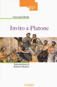 Copertina di 'Invito a Platone.'
