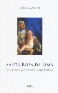 Copertina di 'Santa Rosa da Lima'