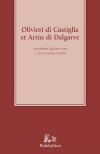Copertina di 'Olivieri di Castiglia e Artus di Dalgarve'