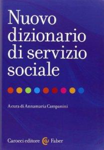 Copertina di 'Nuovo dizionario di servizio sociale'