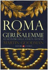 Copertina di 'Roma e Gerusalemme'