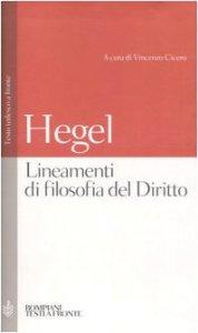 Copertina di 'Lineamenti di filosofia del diritto. Diritto naturale e scienza dello stato. Testo tedesco a fronte'