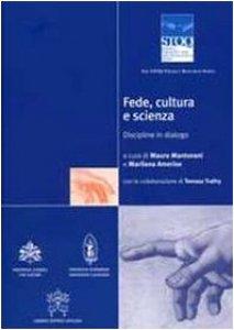 Copertina di 'Fede, Cultura e Scienza'