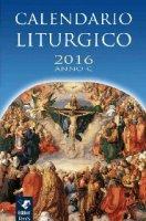 Calendario liturgico 2016 anno C