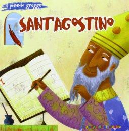 Copertina di 'Sant'Agostino'