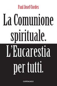 Copertina di 'La comunione spirituale'