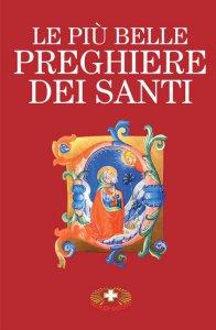 Copertina di 'Le più belle preghiere dei santi'