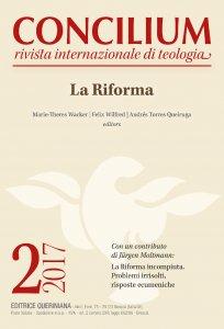 Copertina di 'Concilium 2-2017 - La Riforma'