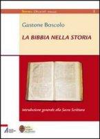 Bibbia nella storia - Boscolo Gastone