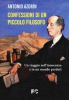 Le confessioni di un piccolo filosofo - Antonio Azorín